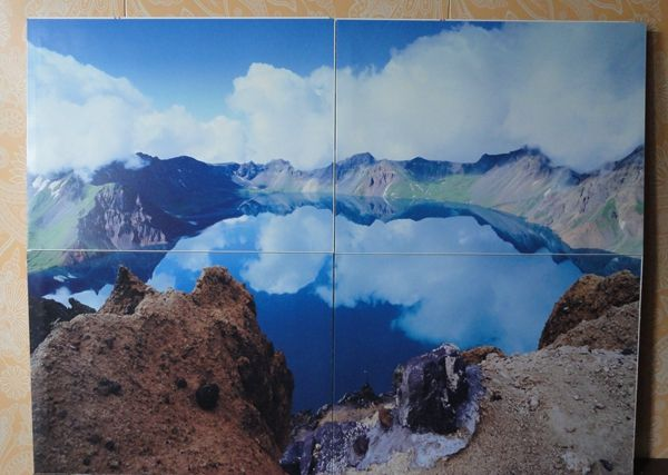 new design and factory direct selling and customized patterns exterior wall panel