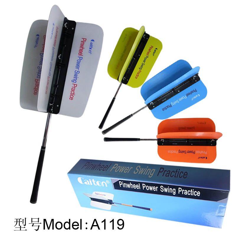 High Quality Golf Power Swing Fan Custom Golf Power Swing Fan A119