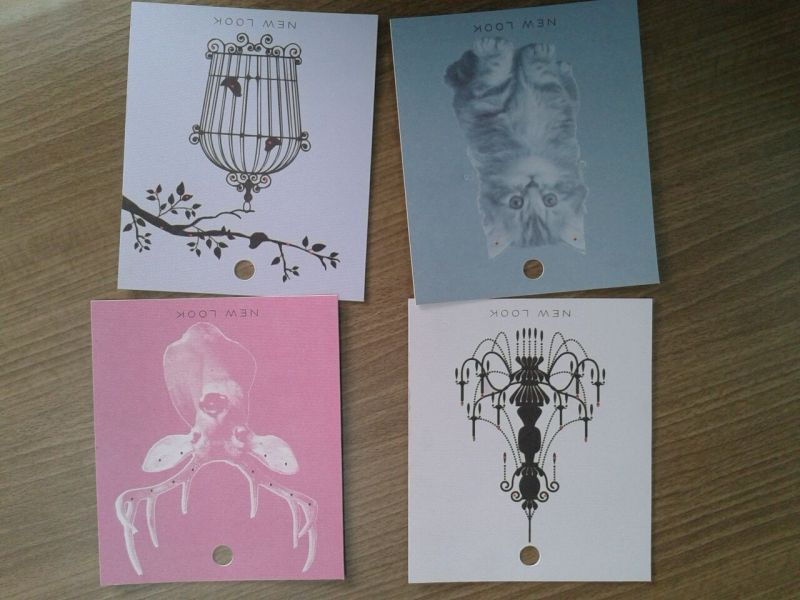 Jewelry cards