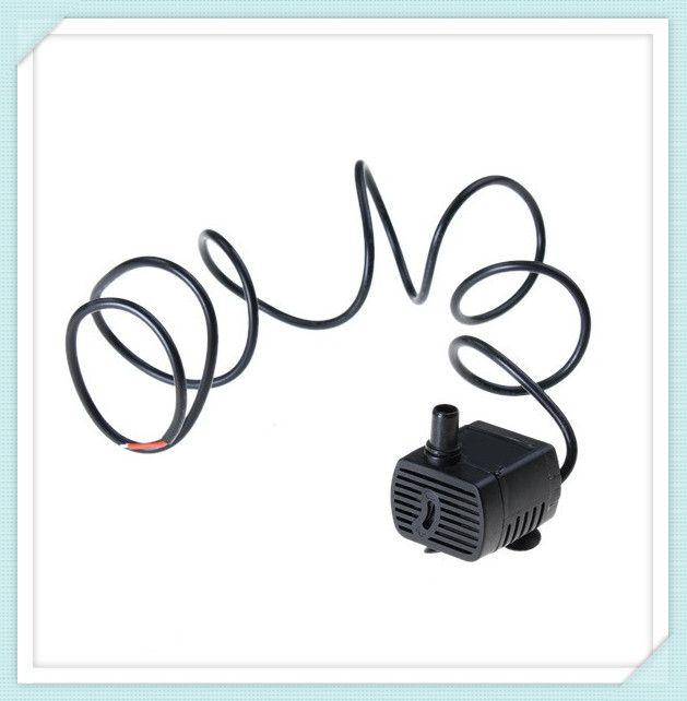 Micro 12v Dishwasher pump use adaptor, dc brushless pump