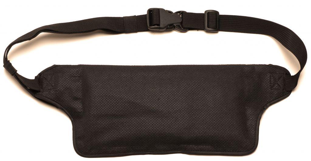Aqua Quest Money Belt - Black Model