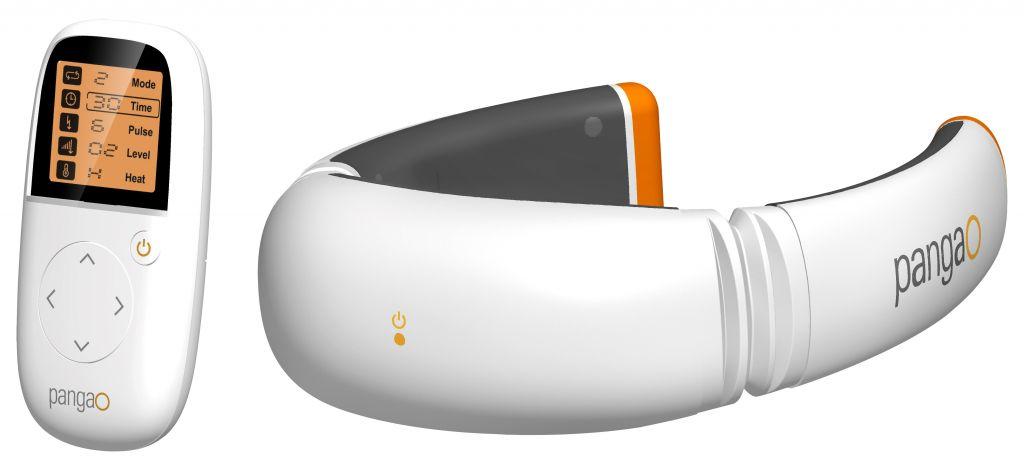 New Designed Pangao Electric Impulse Neck Massager