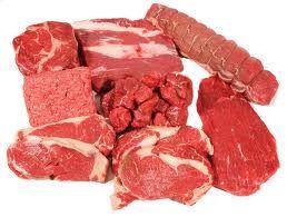 Fresh carcass of lamb, goat halal certified