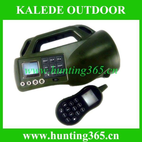 Tiger fox bear boar caller bird caller for hunting decoy