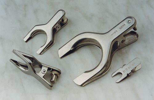 Spherical Joint Pinch Clamps