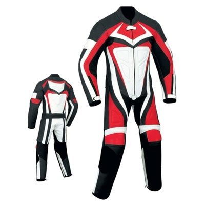motorbike leather suite