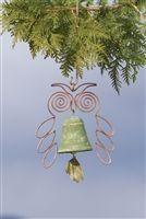Owl Hanging Green
