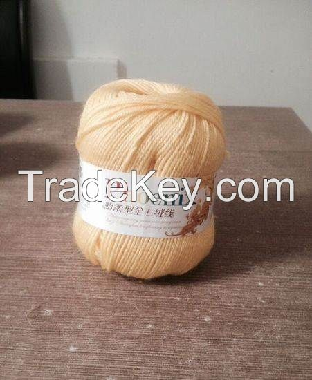 10s cotton acrylic blended yarn/acrylic yarn for knitting