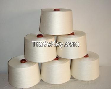 100% Viscose yarn rayon yarn, spun viscose yarn