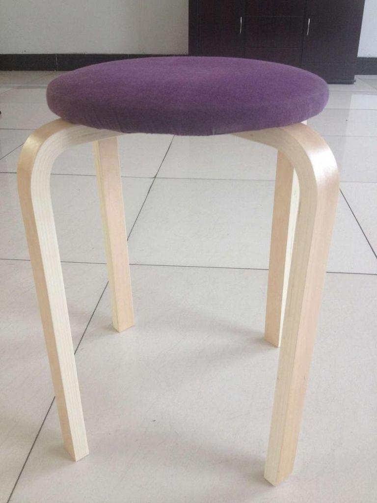bendwood stool