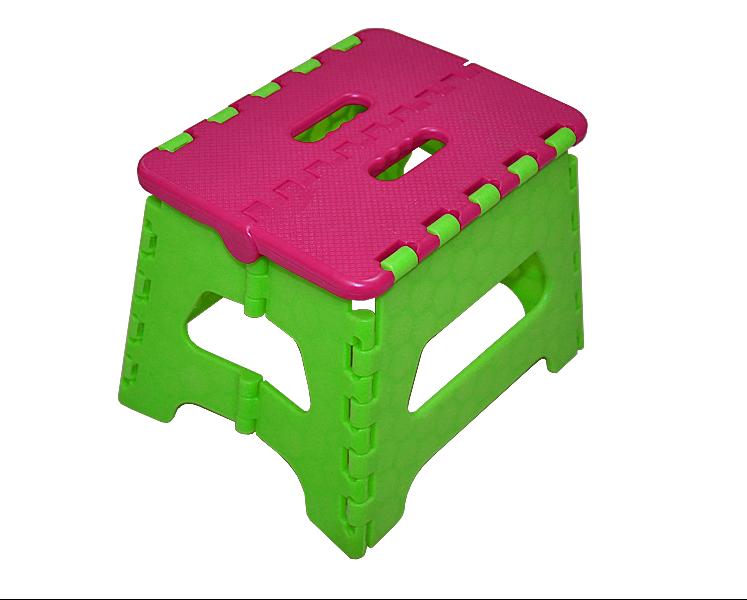 China plastic garden stool H17cm