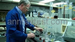Laboratory test in China