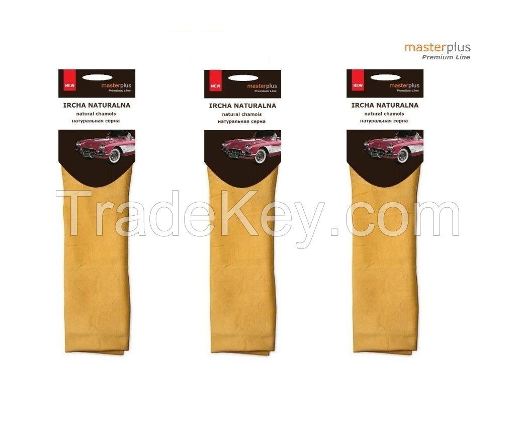 MASTERPLUS natural chamois cloth