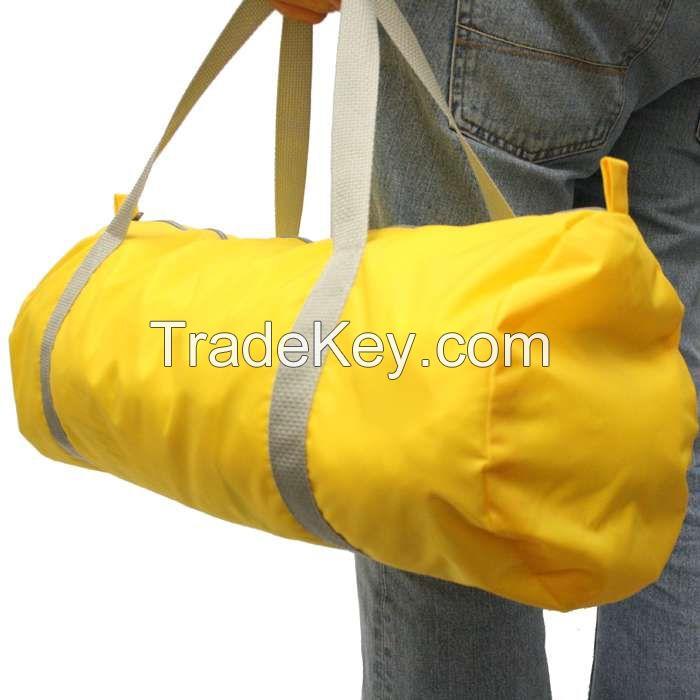 Lightweight Polyester Material Waterproof Gym Duffel Bag For Men