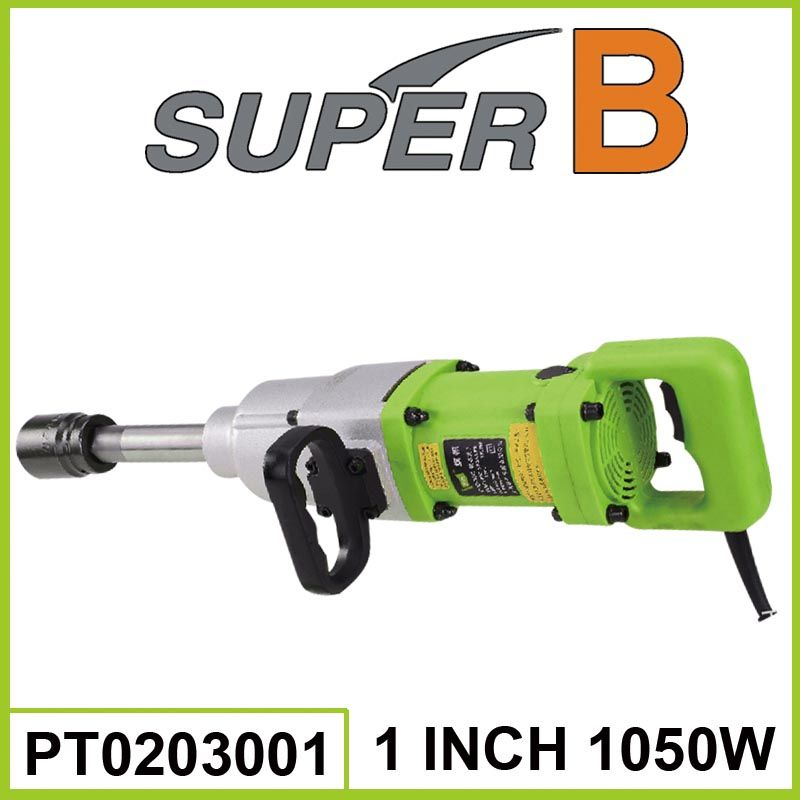 Heavy duty 1 inch electric impact wrench