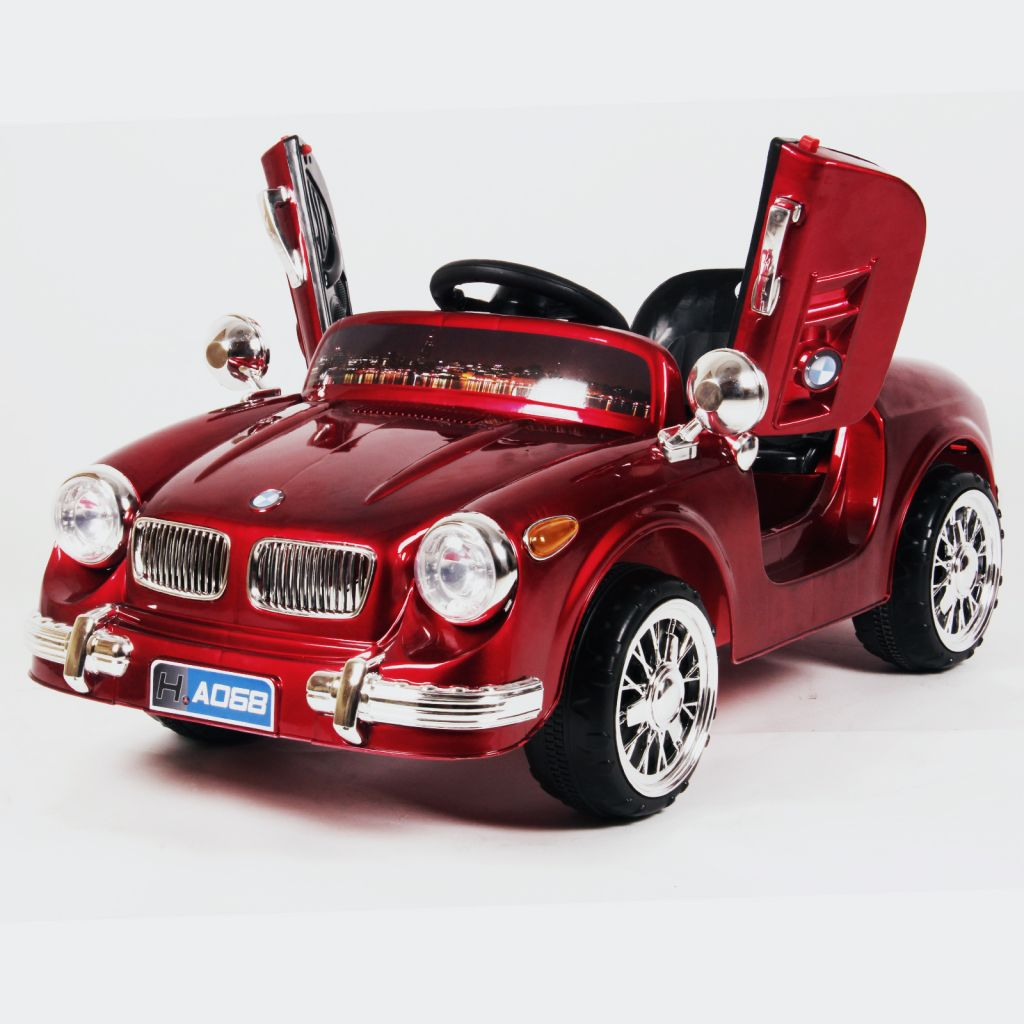 2014 Classic type Kids ride on car toy battery electric toys car