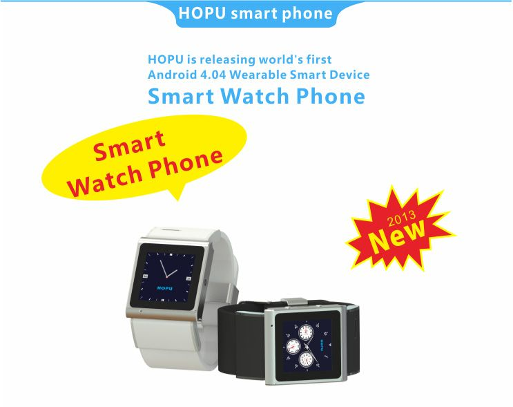 smart watch phone android GSM/WCDMA