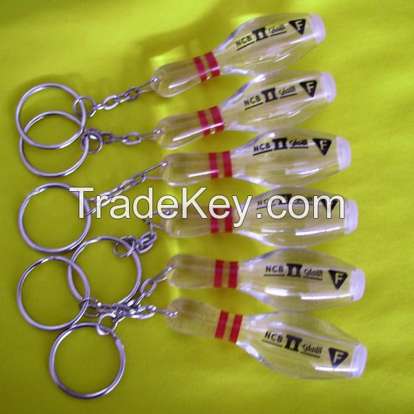 Bowling Keyring, Bowling Keychain, Bowing Gifts, Bowing Souvenir, Bowling Accessories