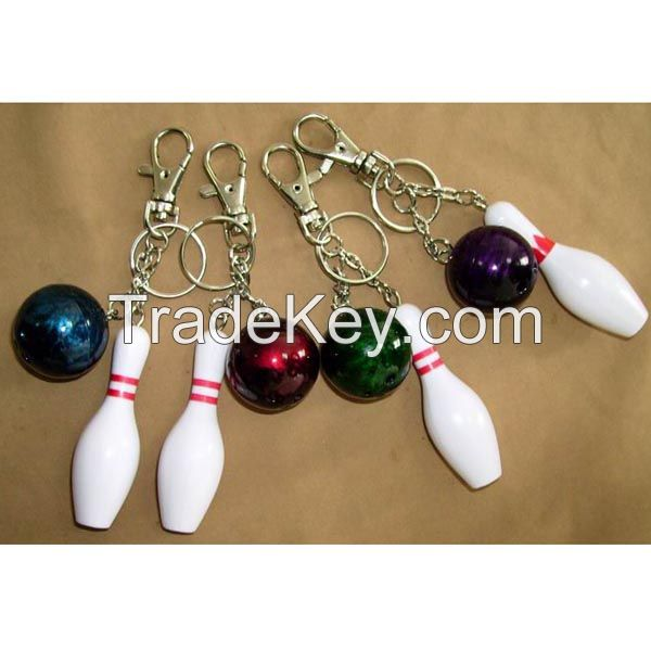 Bowling Ball Keychain,Bowing Gifts,Bowing Souvenir,Bowling Accessories