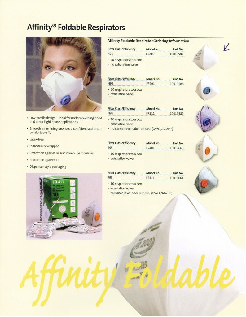 N95 masks respirators