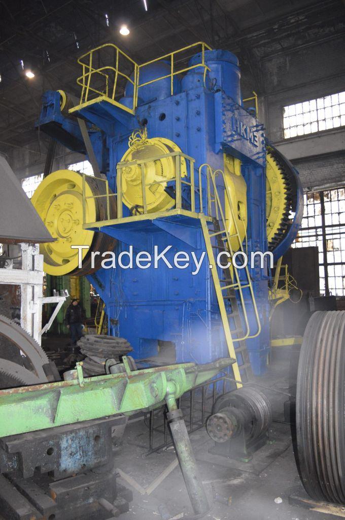 Hot forging press KRAMATORSK 4000