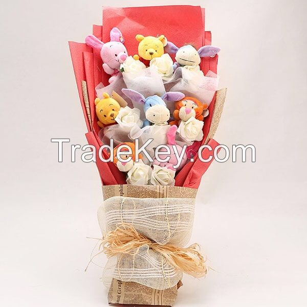 Toy bouquets