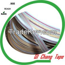 13mm bag sealing tape for sealing all kinds of BOPP material bags