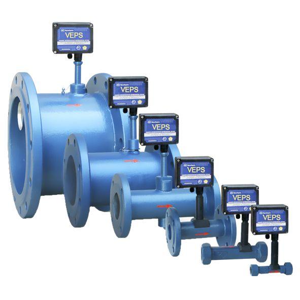 Electromagnetic vortex flowmeters VEPS