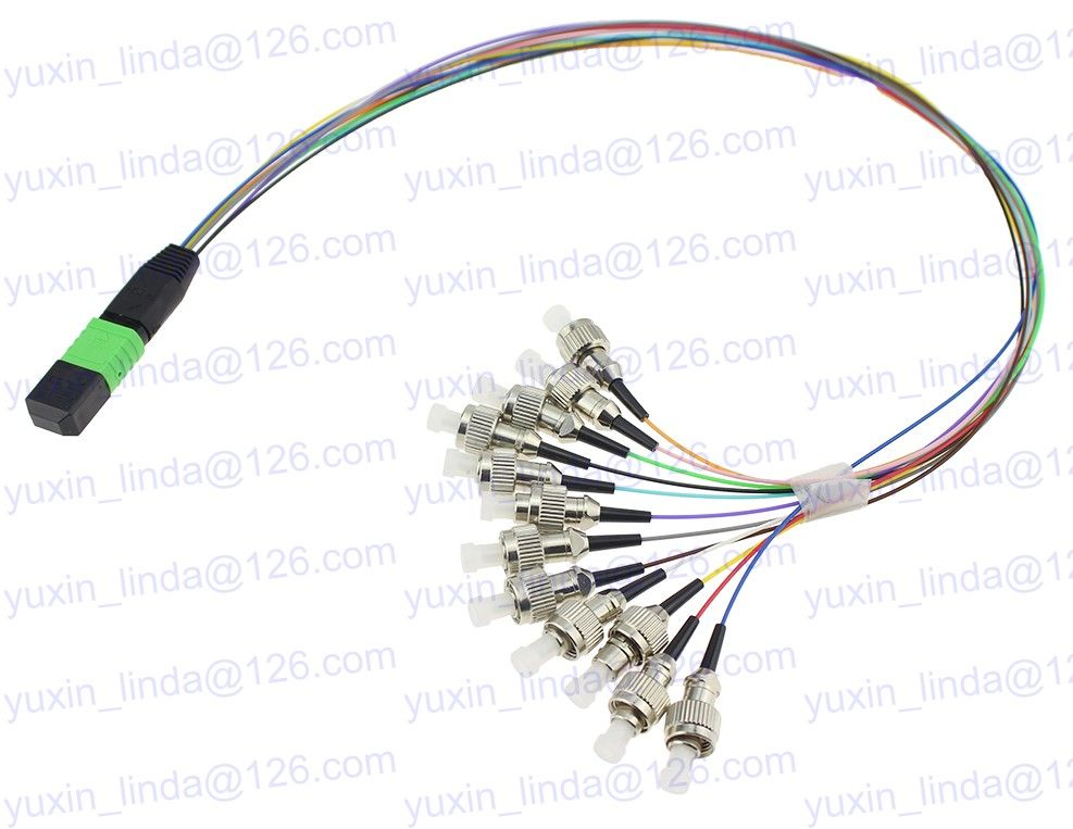 MPO MTP Hydra Cable Assemblies fiber optic cable