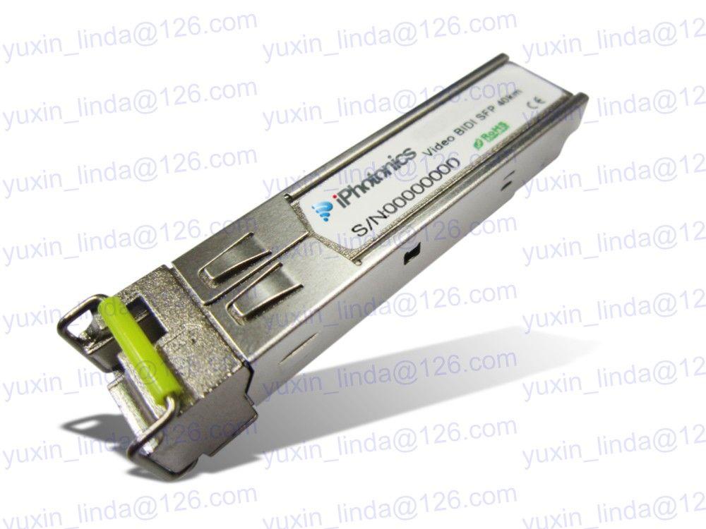 BIDI SFP optical fiber transceiver