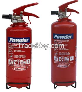 CE(EN3-8) Approved Powder Extinguishers 1kg 2kg 3kg