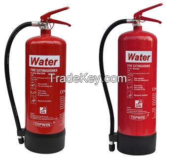 CE(EN3-8) Approved Water Extinguishers 6L 9L