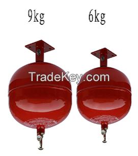 Automatic Fire Extinguishers 6kg 9kg