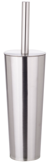 Premium bathroom stainless steel toilet brush