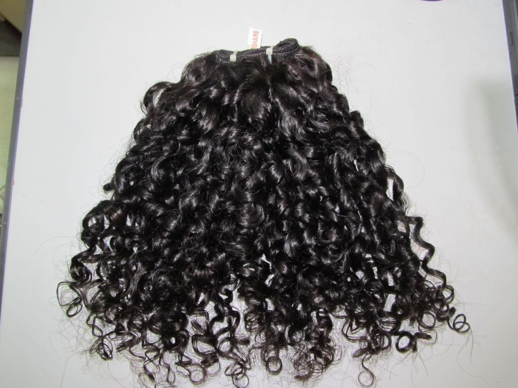 New Fashionable Best Quality 100% Natural, Unprocessed Human Hair 60 Cm (24 Inches)