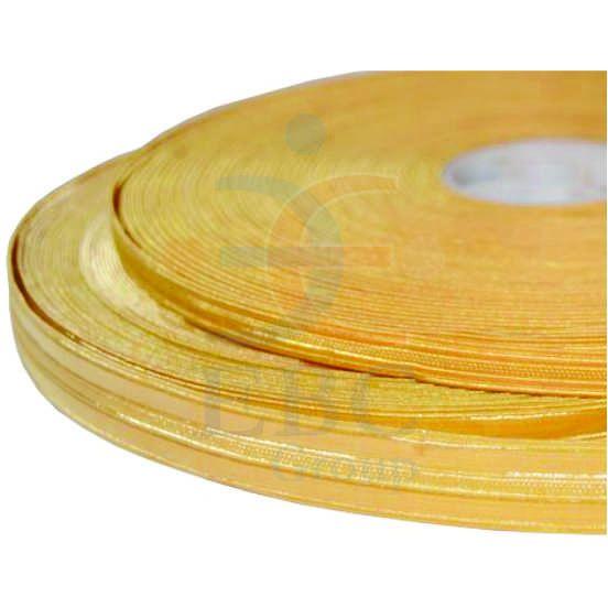 Gold / Silver Metallic Thread Military Braid Lace, Uniform Braid