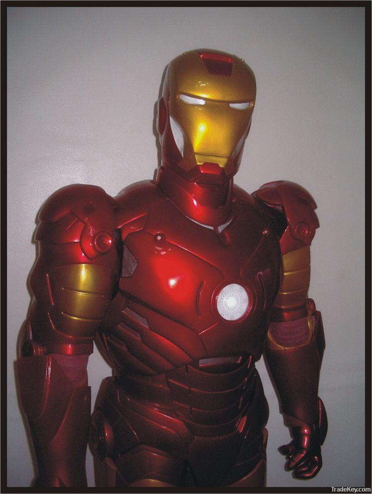 Iron Man Mk 3 Fiberglass Adult Standard Edition Armor Promo Costume