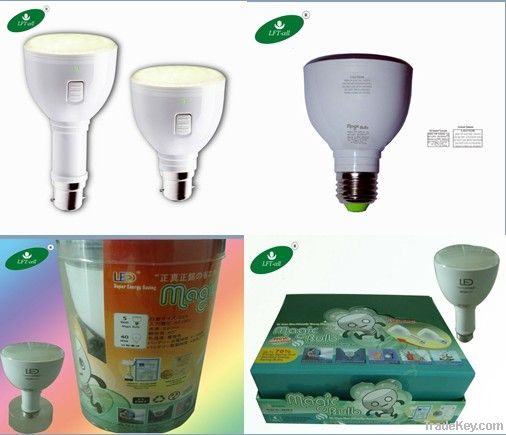 Hottest sale 2013 magic led bulb with 4w 5w 6w in stock fast delivery