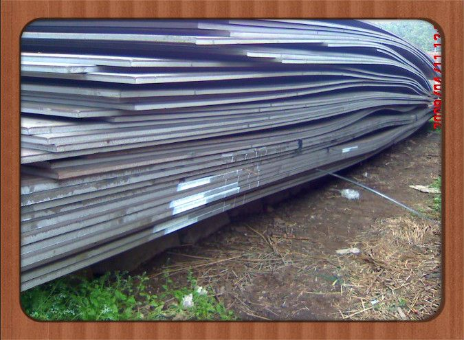 Q345 hot rolled steel plate