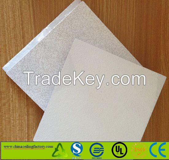 light weight mineral wool sound sorbing board