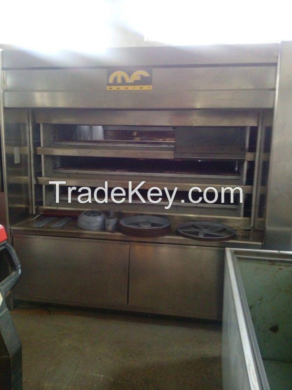 Bakery, Ice cream, butchers and pastry machines...equipment...
