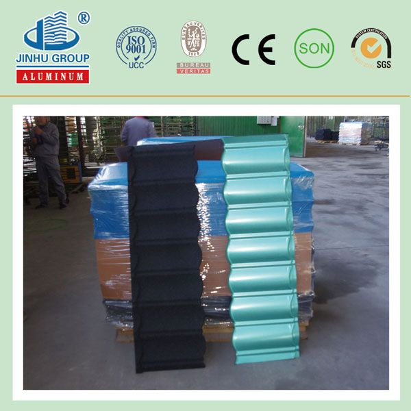 Stone coated metal roofing sheets/ tiles