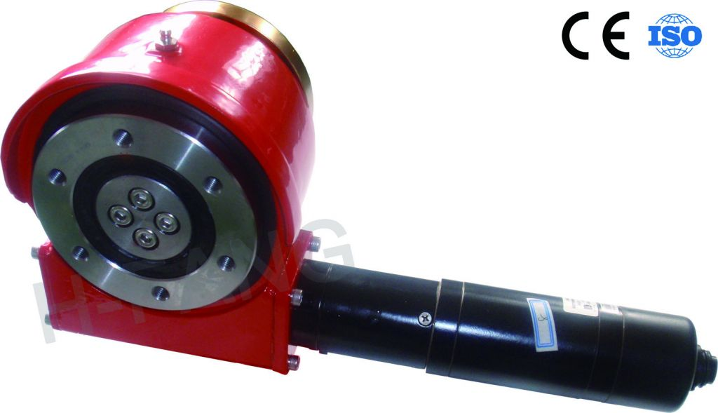 H-fang slewing drive for solar tracking