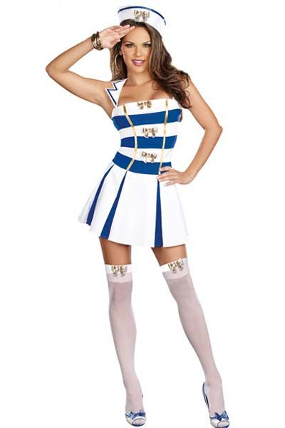 French Maid Indian Costumes Ladybug Bees Nurse Pirate Sports Pilot Costumes School Girl Sailors and Sea Witch Costumes Uniforms