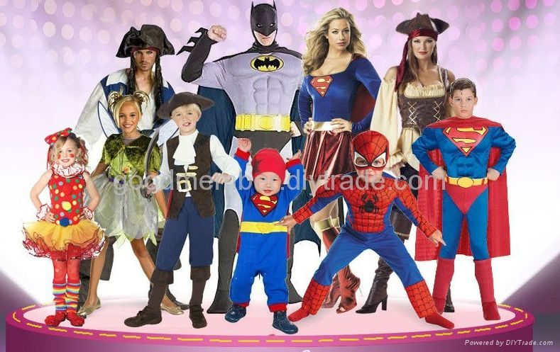 Free Sample for all kinds of cosplay costume animal costumes, anime costume OEM Serive according your design