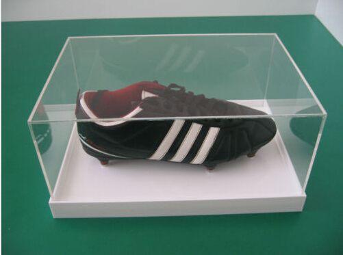 acrylic shoe display case