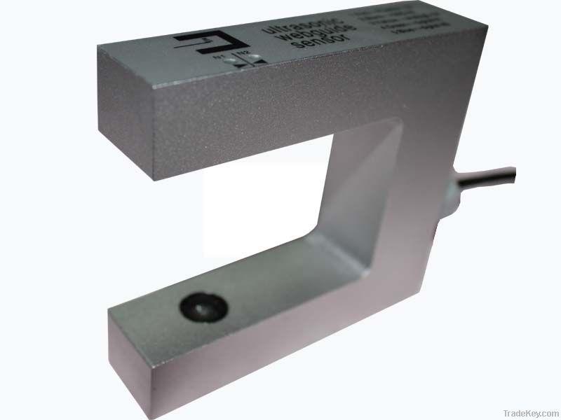ultrasonic web guide sensor