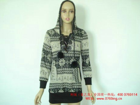 women's men's children's toy's knitted jacquard weave sweater