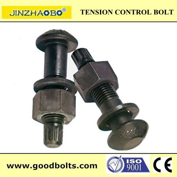 Tension control bolt/tor shear type bolt
