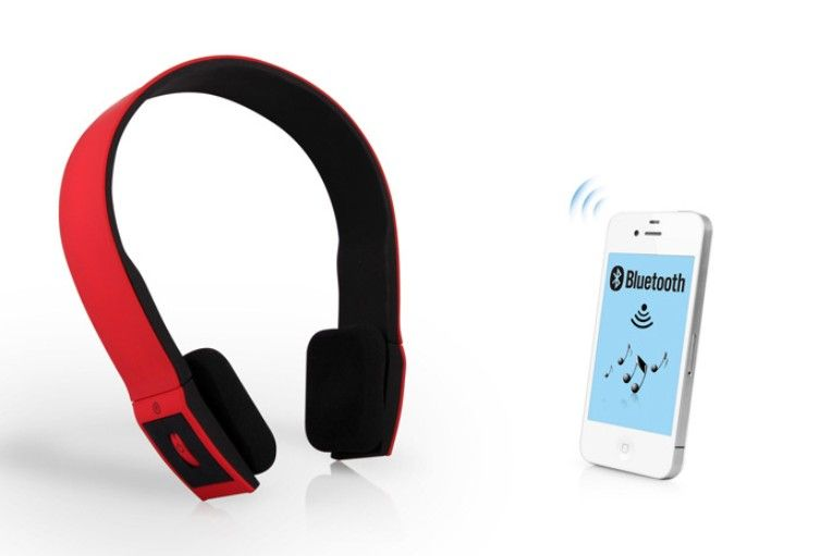 2014 new arrival multi-functional foldable wireless stereo bluetooth headset with version 3.0